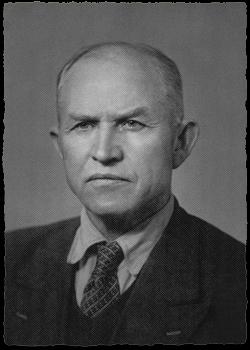 Гажалов (Солянин) Николай Алексеевич
